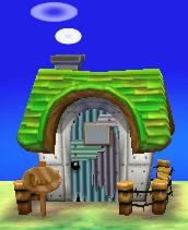 Cobb's house exterior