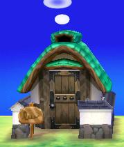 Buzz's house exterior