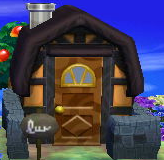 Wolfgang's house exterior