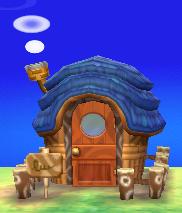 Felyne's house exterior
