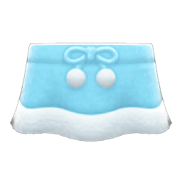 Faux-Fur Skirt