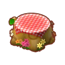 Tree-Stump Picnic Table PC Icon.png