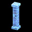 Frozen Pillar's Ice Blue variant
