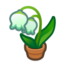 Lily-of-the-Valley Plant NH Inv Icon.png