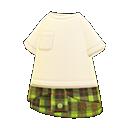 Hip-Wrap Shirt