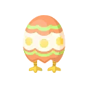 Coral Painted Scrambler PC Icon.png