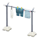 Clothesline Pole