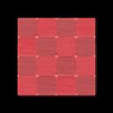 Cute Red-Tile Flooring