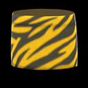 Animal-Stripes Skirt