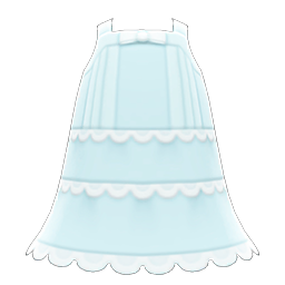 Lacy Dress New Horizons Animal Crossing Wiki Nookipedia