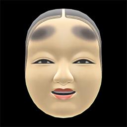 Noh Mask (New Horizons) - Nookipedia, the Animal Crossing wiki