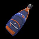 Pleather Crossbody Bag