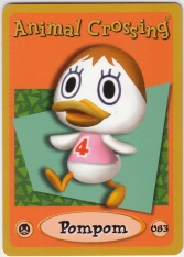 Pompom - Nookipedia, the Animal Crossing wiki