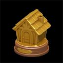 Gold HHA Trophy