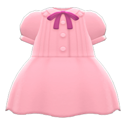 Pintuck Pleated Dress New Horizons Animal Crossing Wiki Nookipedia