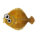 Olive Flounder Animal Crossing Wiki Nookipedia The flounder bakes up nice and tender with the perfect amount of crunch. olive flounder animal crossing wiki