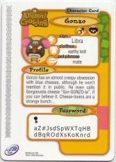 Animal Crossing-e 3-192 (Gonzo - Back).jpg