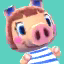 Peggy's picture in Animal Crossing: New Leaf