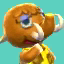 Tucker's picture in Animal Crossing: New Leaf
