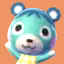 Bluebear's picture in Animal Crossing: New Leaf