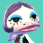 Gloria's picture in Animal Crossing: New Leaf