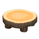 Log Round Table