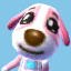 Cookie's picture in Animal Crossing: New Leaf