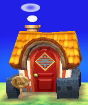 Rory's house exterior