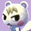 Marshal's picture in Animal Crossing: New Leaf