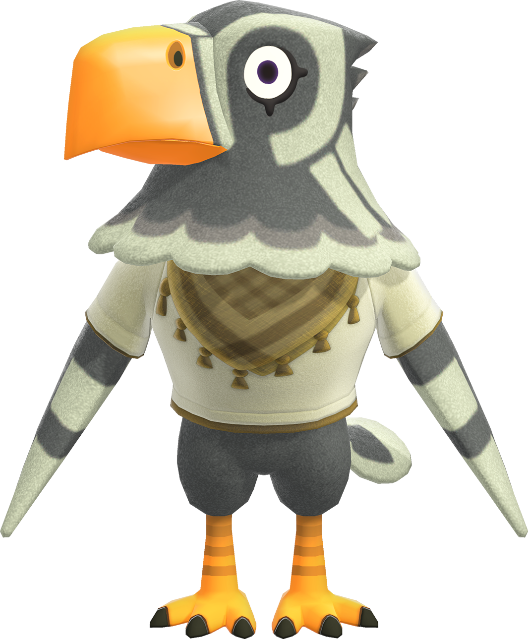 Artwork of Avery the Eagle