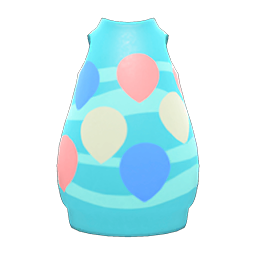 Sky-Egg Outfit