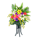 Flower Stand (Colorful) NH Icon.png