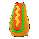 Hot-Dog Costume