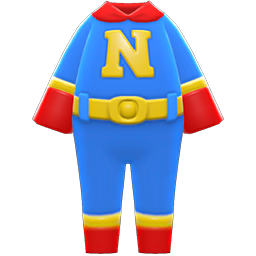 Superhero Uniform