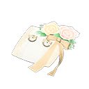 Nuptial Ring Pillow