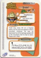 Animal Crossing-e 1-043 (Yodel - Back).jpg