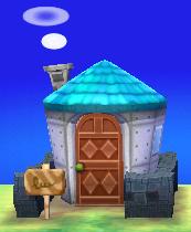Kidd's house exterior