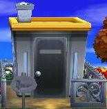 Ribbot's house exterior