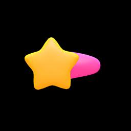 Star Hairpin