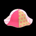 Patchwork Tulip Hat