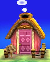 Vladimir's house exterior