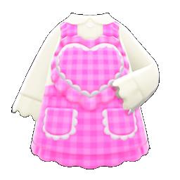 Heart Apron New Horizons Animal Crossing Wiki Nookipedia