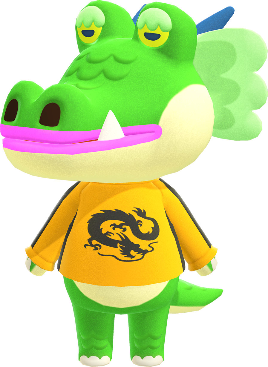 Drago Animal Crossing Wiki Nookipedia