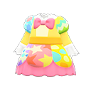 Egg Party Dress