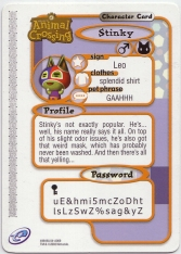 Animal Crossing-e 2-069 (Stinky - Back).jpg