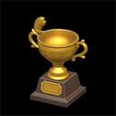 Gold Fish Trophy