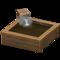 Cypress Bathtub (Dark Wood) NH Icon.png
