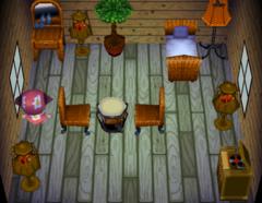 Piper's house interior