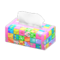 Mom's Tissue Box (Fanciful Quilted Pattern) NH Icon.png