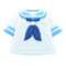 Sailor's Tee (Light Blue) NH Icon.png